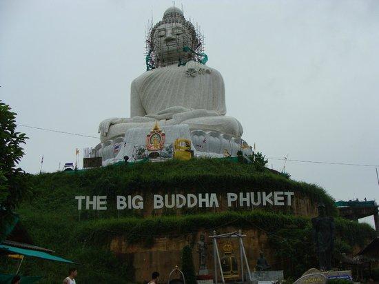 Lucky kid - Picture of Phuket Big Buddha, Chalong ...