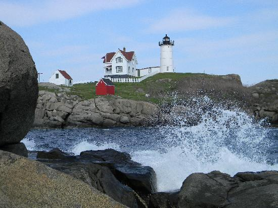 Cape Neddick Nubble Lighthouse: Nubble Light