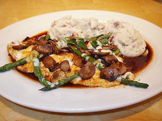 The Cheesecake Factory: Chicken Madeira