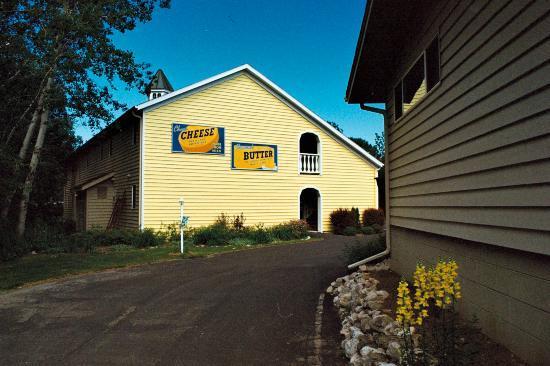 Ephraim Motel: Scott's new addition 