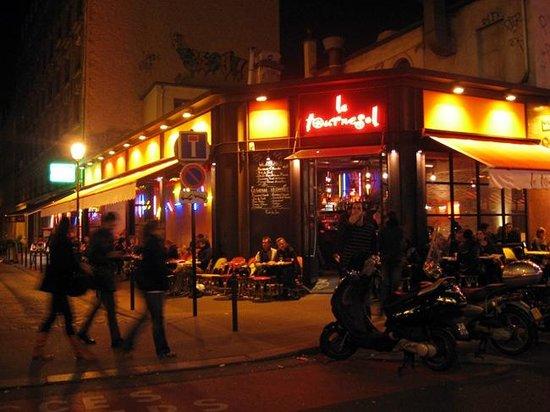 Le Tournesol cafe: Le Tournesol