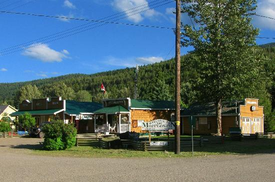Coalmont, Canada: Mozey-On-Inn