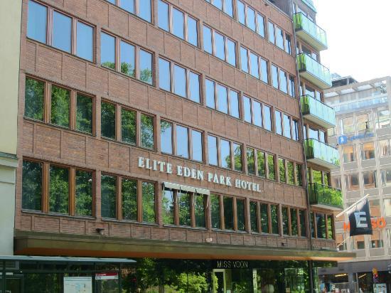Elite Eden Park Hotel: Exterior of hotel