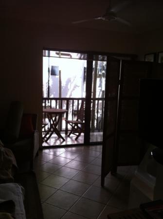 Hibiscus Resort & Spa: no natural light