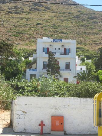 Anna Studios Amorgos: Anna studios