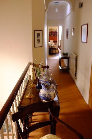 The Wing, Bed and Breakfast: 2階