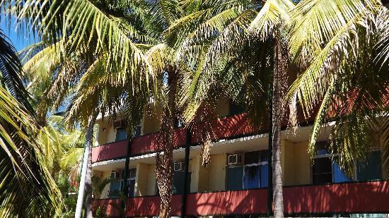 Katherine River Lodge Motel: One of the Motel blocks
