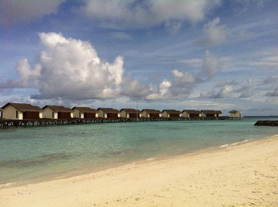 The Residence Maldives: Water Villas