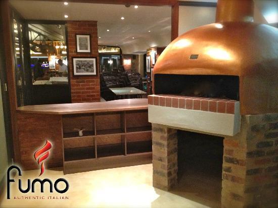 New Pizzeria Fumo!!!