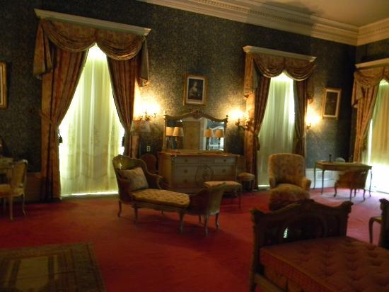 Interior decor 3 picture of vanderbilt mansion national for Interior site