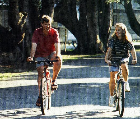 Sun Valley Holiday Park: cycle hire