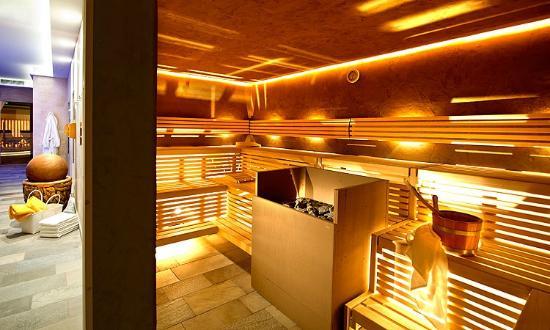 Hotel Royal: Sauna