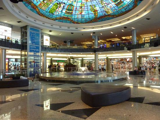 Beautiful and modern shopping center. - Picture of ...