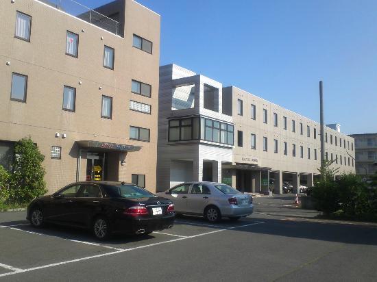 Hotel Tetora Hachinohe: 前景