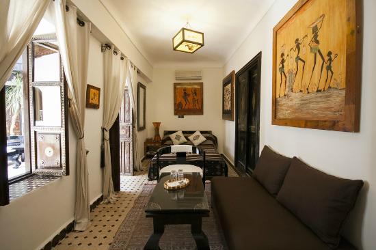 Accommodation Marrakech-Riad Dar Najat