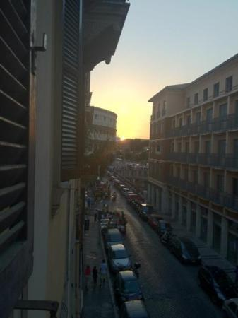 B&B Colosseo Suites : Room with a view