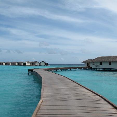 The Residence Maldives: Water Villas & Dive Centre