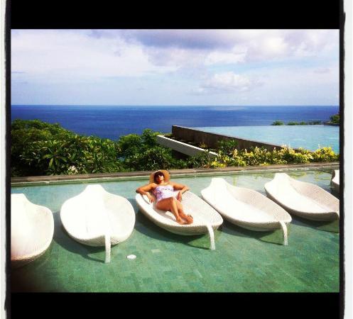 Banyan Tree Ungasan, Bali: Amazing pool area!