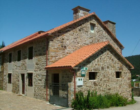 Casa de Verdes Turismo Rural: Fachada