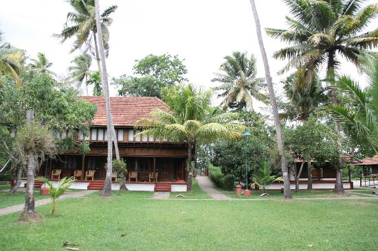 Coconut Lagoon: the cottage