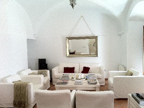 Casa La Menara: Sala de estar
