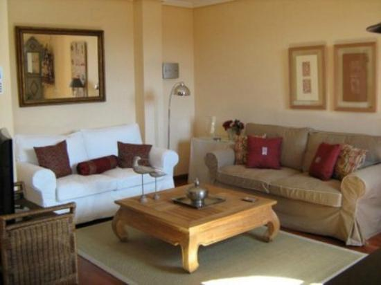 Home & Heritage Apartamentos: Salón