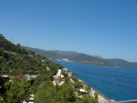Torba, Turkey: view