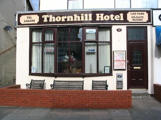 Thornhill Hotel: Exterior view