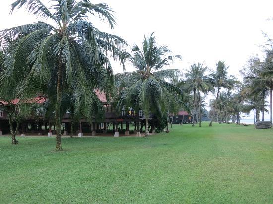 Club Med Cherating Beach: 海景房外