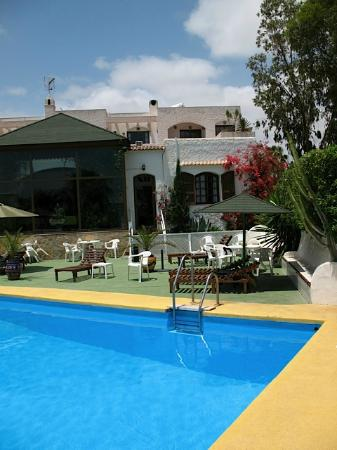 Family Agua Amarga: hotel and pool