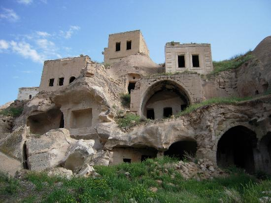 Canela Cave Hotel: View from Canela