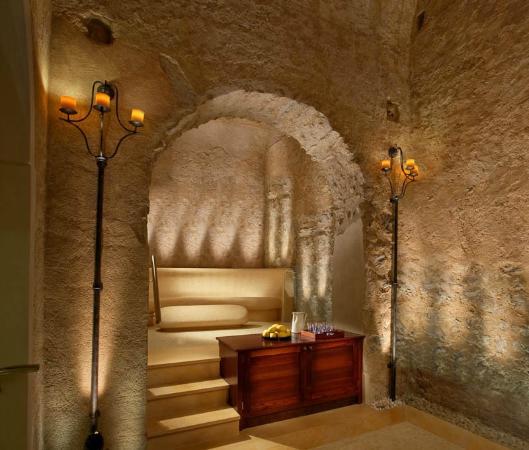 Monastero Santa Rosa Hotel & Spa: Tepidarium