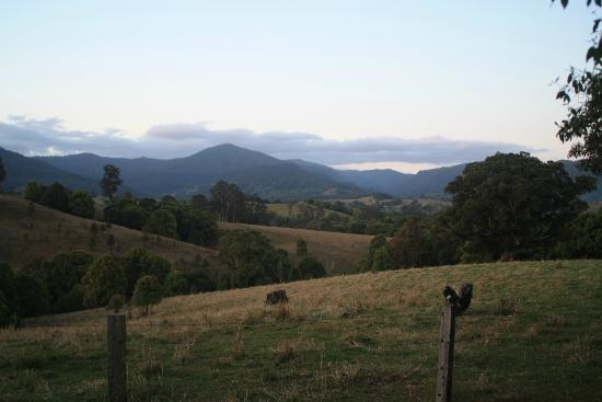 Nimbin Rox YHA: Beautiful scenery