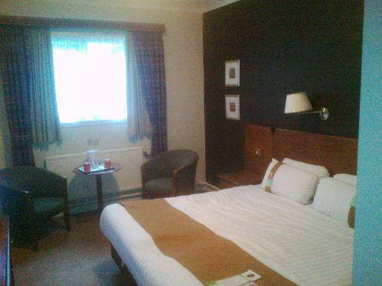 The Airport Inn Manchester: Room