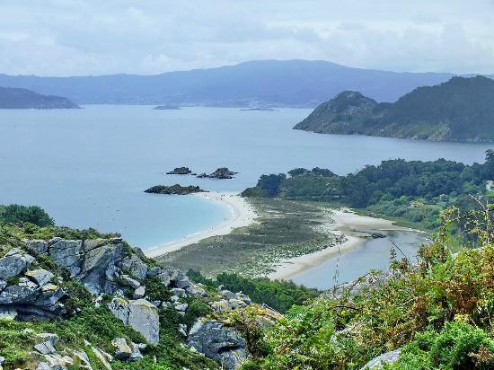 Playa de Rodas: playa isla norte