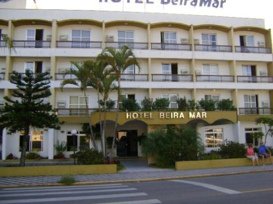 Hotel Beira Mar : fachada del hotel