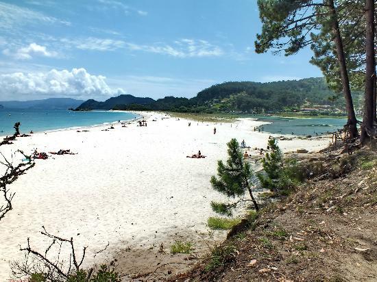 Playa de Rodas: playa rodas