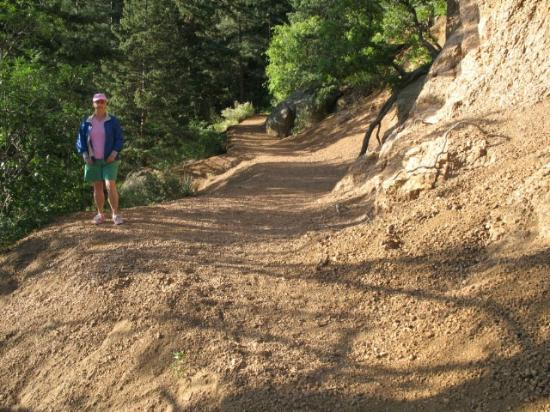 North Cheyenne Cañon Park and Starsmore Discovery Center: Mt. Cutler trail