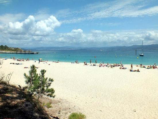 Playa de Rodas: playa