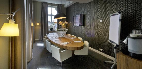 Grand Hotel Merici : Boardroom 'Greinzaal'
