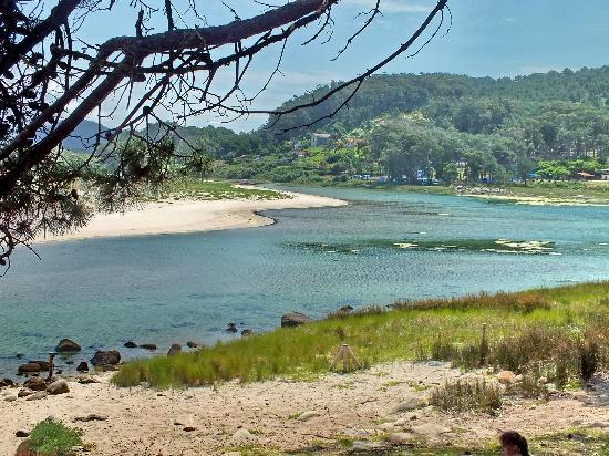 Playa de Rodas: lago interior