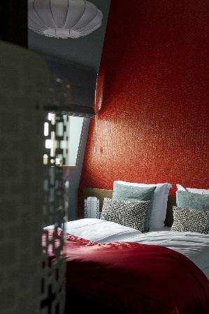 Grand Hotel Merici : Comfort room