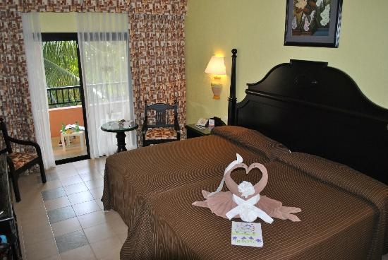 ClubHotel Riu Tequila: room