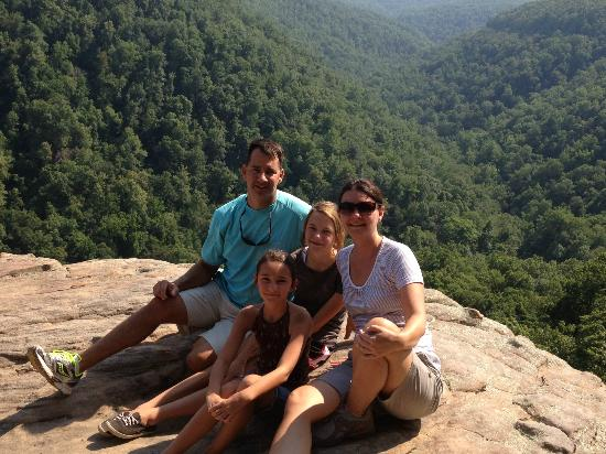 Buffalo National River Park: Whittaker Point