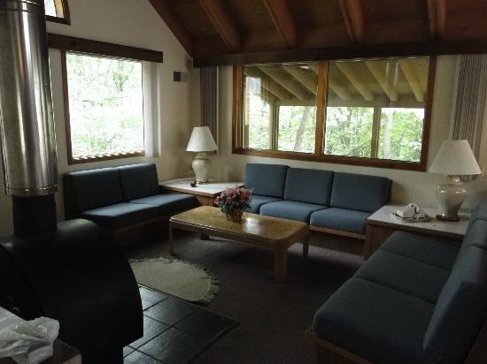 Shawnee River Village 2: Living area of River Village, Unit R-87