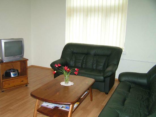 Apartments Gloria: Living room