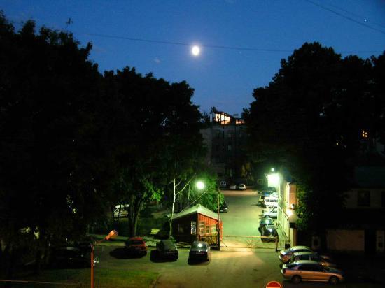 Apartments Gloria: Night view