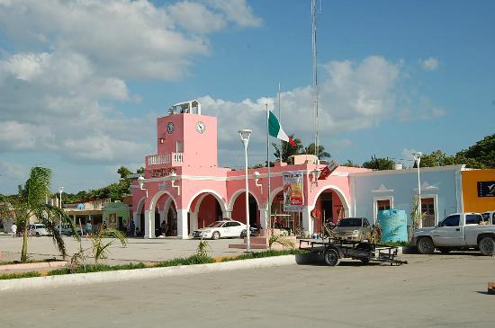 Ecohotel Flamingo Playa: le village