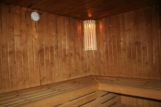 Hotel Garbi Millenni: Sauna