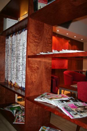 Hotel Garbi Millenni: Sala de Lectura